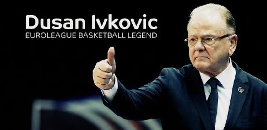 U 78 godini preminuo Dušan Duda Ivković, velikan jugoslovenske, srpske i evropske košarke