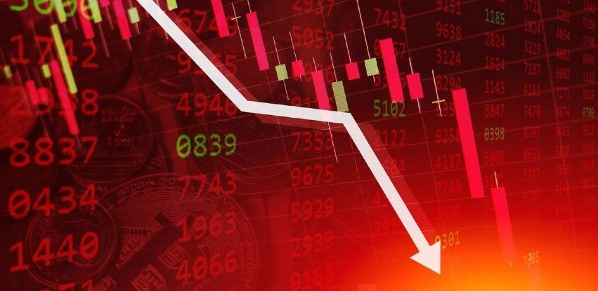 Cijene nafte u padu