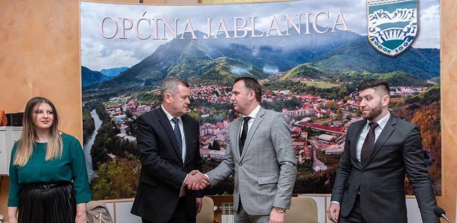 Firma za proizvodnju sportske opreme otvorit će proizvodni pogon u Jablanici