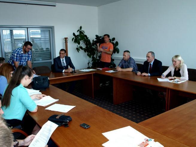 Biznis centar Srebrenik počeo s radom