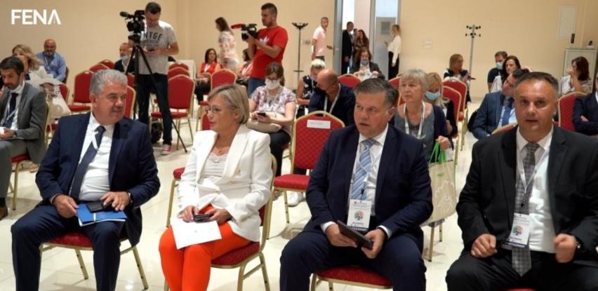 Mostar: Konferencija komora Jadransko - Jonske i Dunavskog Biznis Foruma (VIDEO)