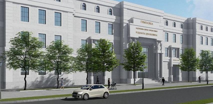Predloženo privremeno obustavljanje izgradnje zgrade Gimnazije u Trebinju