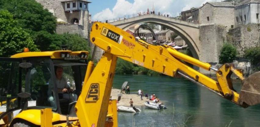 Nova turistička atrakcija u Mostaru: Zip-lineom na plato ispod Starog mosta