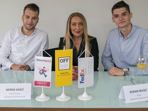 EuroExpress generalni sponzor Omladinskog Film Festivala Sarajevo