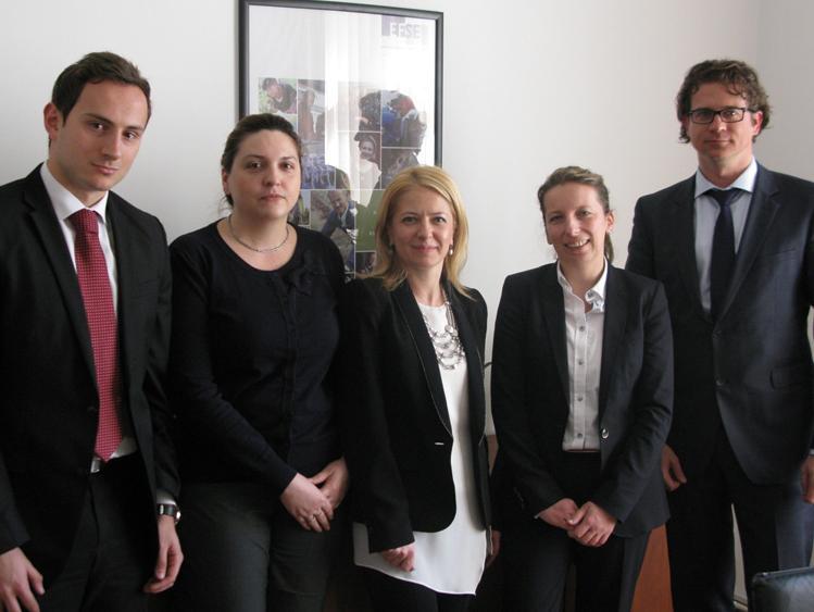 EFSE podržao rad Udruženja profesionalnih risk menadžera u BiH