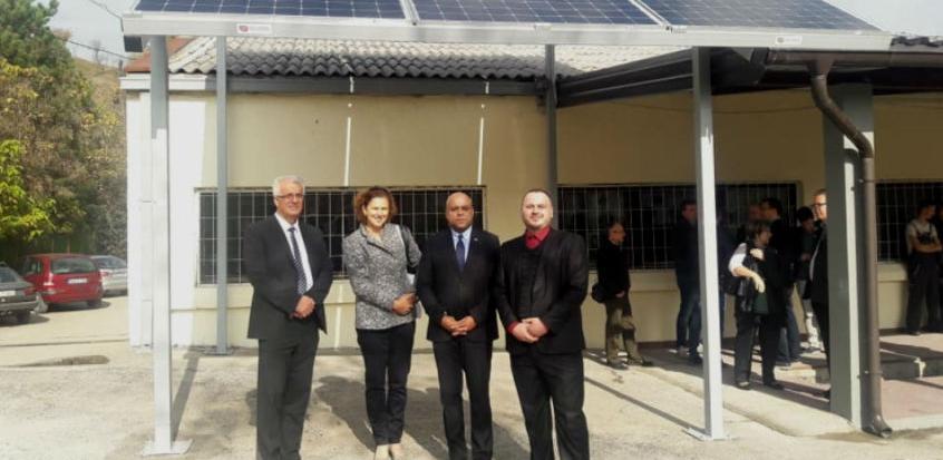 Srednja škola Tešanj prva u BIH će proizvoditi energiju iz obnovljivih izvora