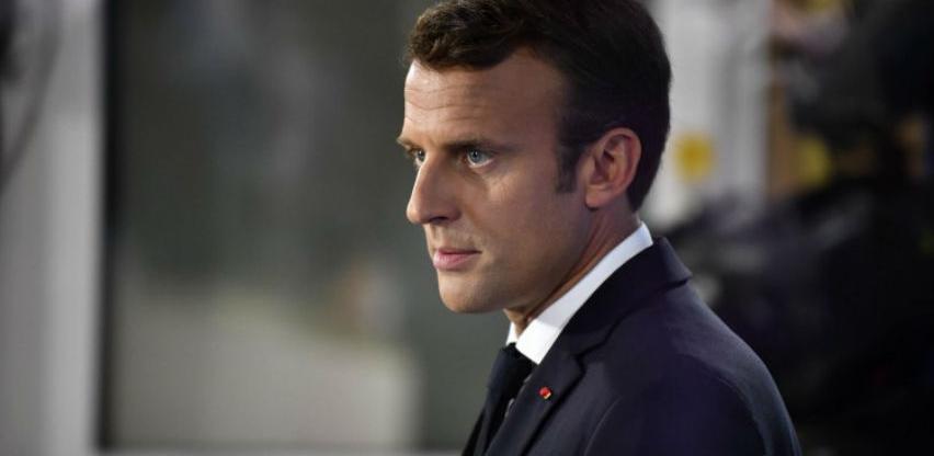 Macron se zalaže za jaču Evropu
