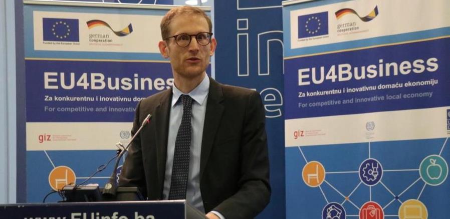 Nils Wetzel: Digitalizacija potiče rast i razvoj firmi