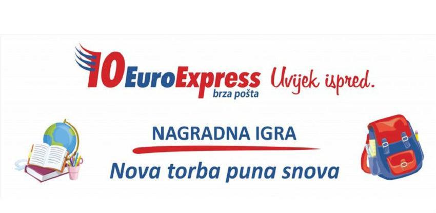 EuroExpress nagradna igra:
