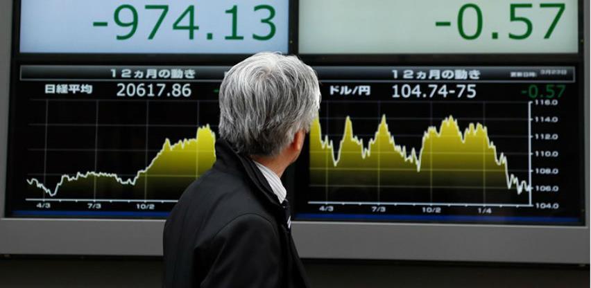 Azijska tržišta: Rast indeksa na početku tjedna