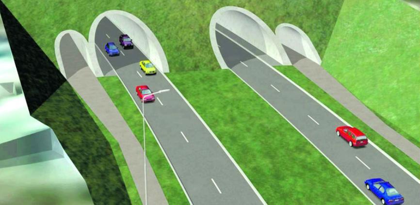 Poddionicu Bare - tunel Kobilja glava žele graditi dvije firme