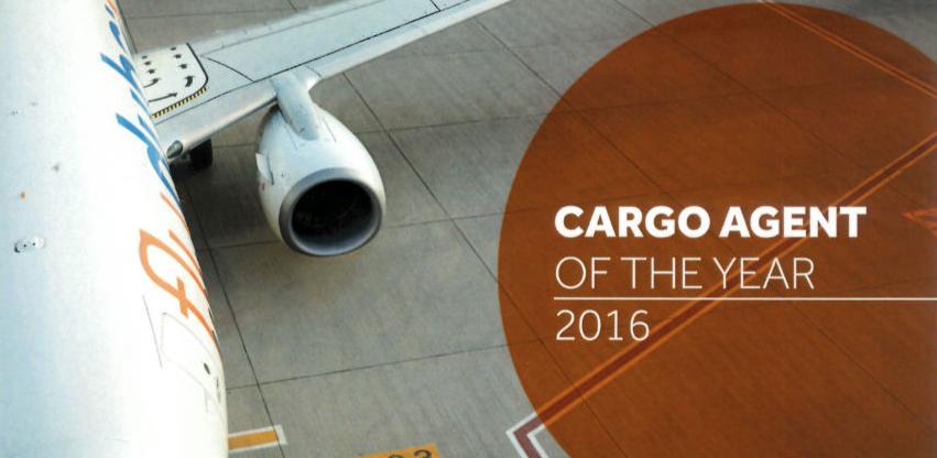 cargo-partneru Sarajevo dodijeljeno priznanje Cargo Agent of the Year 2016