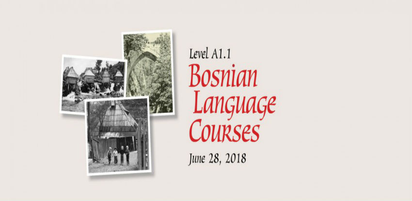 Bosnian Language Courses A1.1 (beginner)