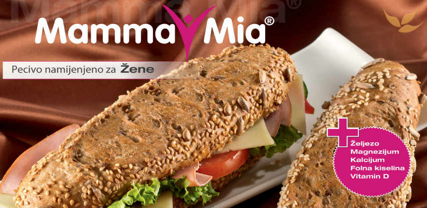MammaMia – pecivo namijenjeno ženama