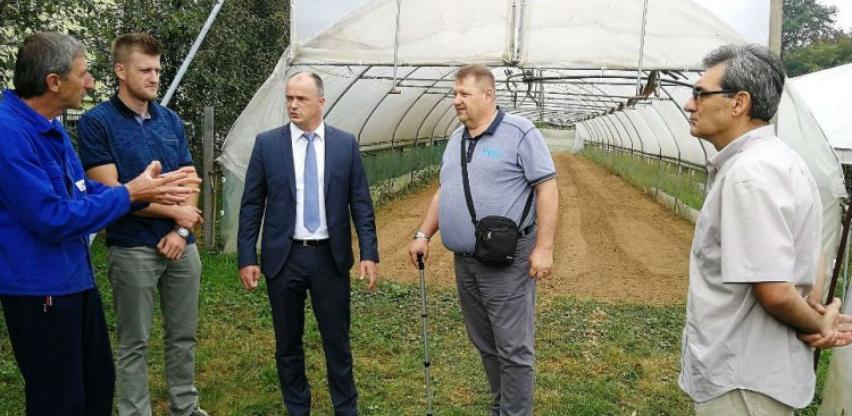 Odobreno 375.000 KM za podršku plasteničkoj i stakleničkoj proizvodnji u ZDK-u