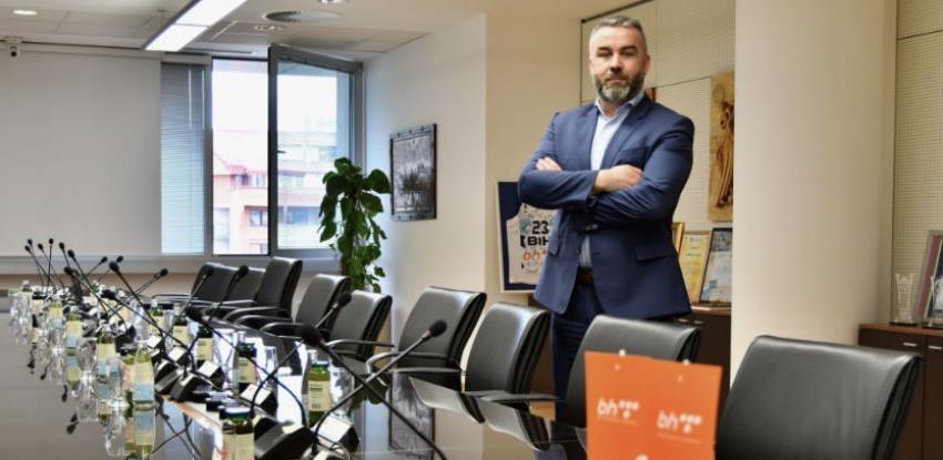 Sedin Kahriman: BH Telecom ulazi snažno u područje fintech tržišta