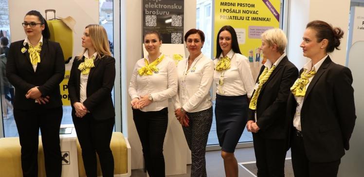Otvorena poslovnica Raiffeisen banke u skladu s digitalnim trendovima