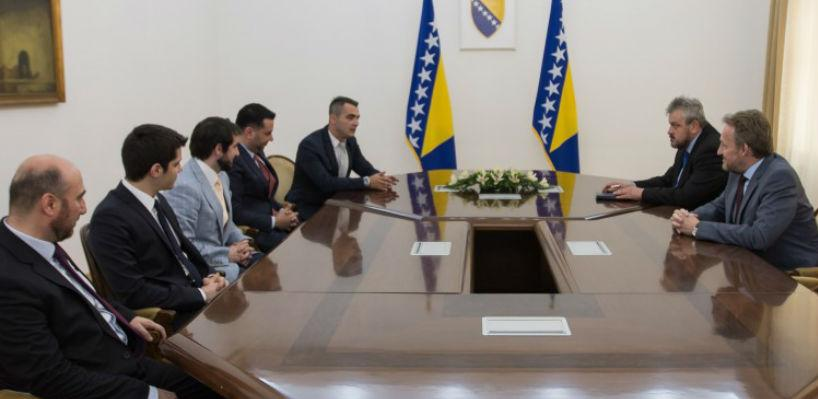 Yilmaz: Ulaganja u poljoprivredu BiH imaju izuzetan potencijal