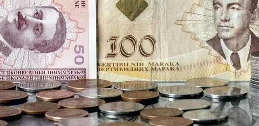Prosječna neto plata u BiH u februaru 941 KM, godišnji rast 5,1 posto