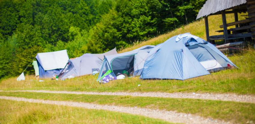 Veliko interesovanje stranaca za kamp turizam u RS