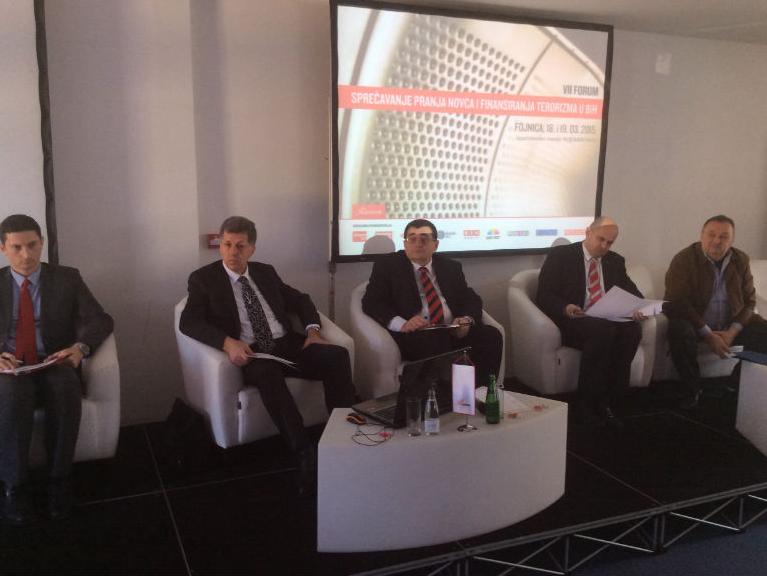 BiH ispunila uvjete u borbi protiv pranja novca i finansiranja terorizma