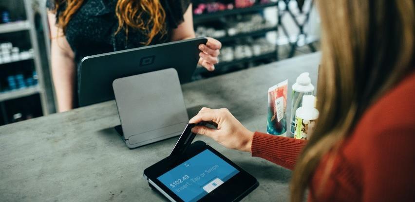 MasterIndex: Dvije trećine računa preko 60 BAM plaća se karticama