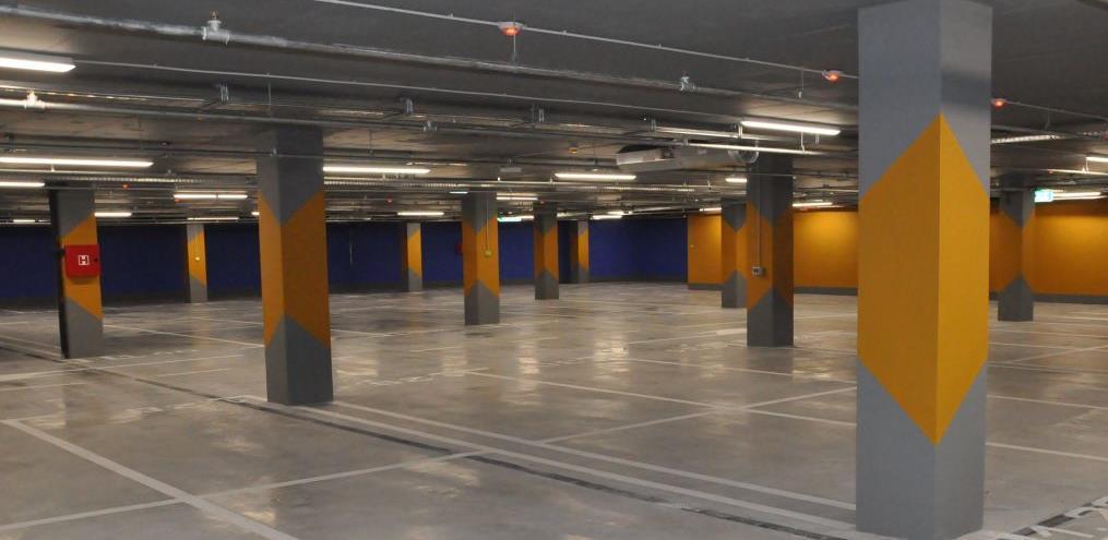 Do kraja mjeseca besplatan parking u podzemnoj garaži u ulici Avdage Šahinagića