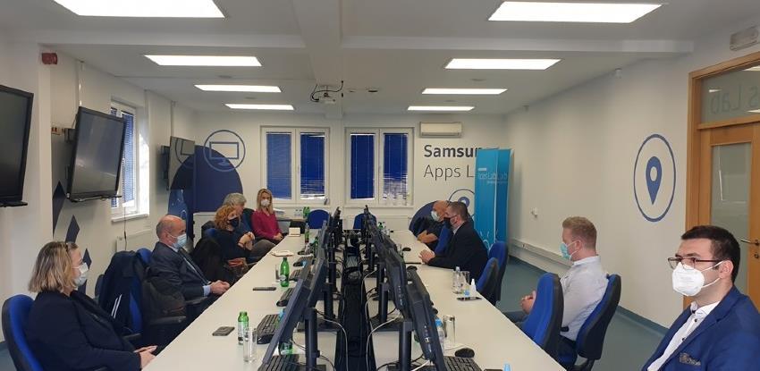 ETF: Predstavljen prvi istrazivački projekt u oblasti 5G i kvantne kriptografije u BiH