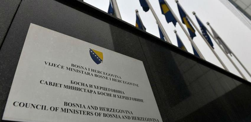 Rad u institucijama Vijeća ministara BiH od danas radi u punom kapacitetu