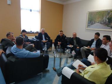 Užurbani radovi na izgradnji kolektora u Mostaru