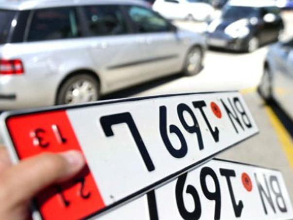 Uskoro zabrana vožnje vozila sa stranim oznakama