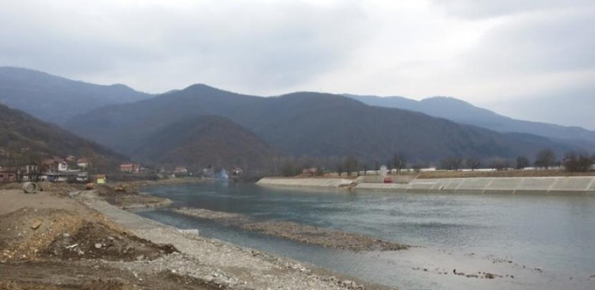 U završnoj fazi radovi na izgradnji obaloutvrde u Goraždu