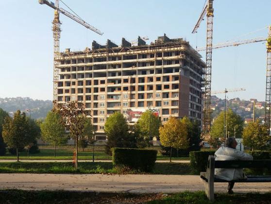 U Općini Novi Grad Sarajevo trenutno u izgradnji oko 2.000 novih stanova