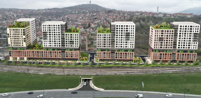 """Investitor projekta """"Green City"""": Početak gradnje očekujemo na proljeće 2020."""