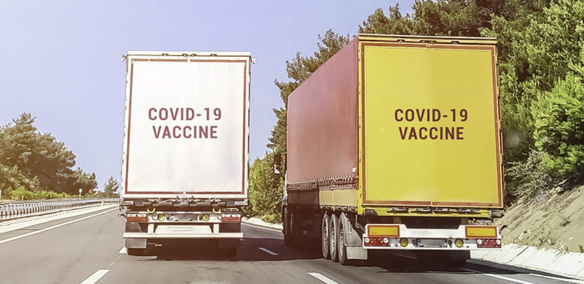 Pojašnjenja ministarstva oko svih neodumica kompanija za uvoz i transport vakcine