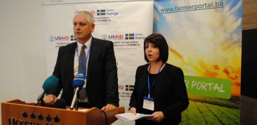Javno-privatni dijalog ključan za poboljšanje stanja u poljoprivredi
