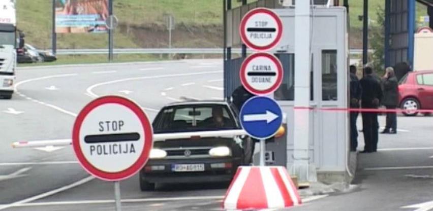 Ulazak u Hrvatsku iz BiH moguć uz dokaz o rezervaciji smještaja