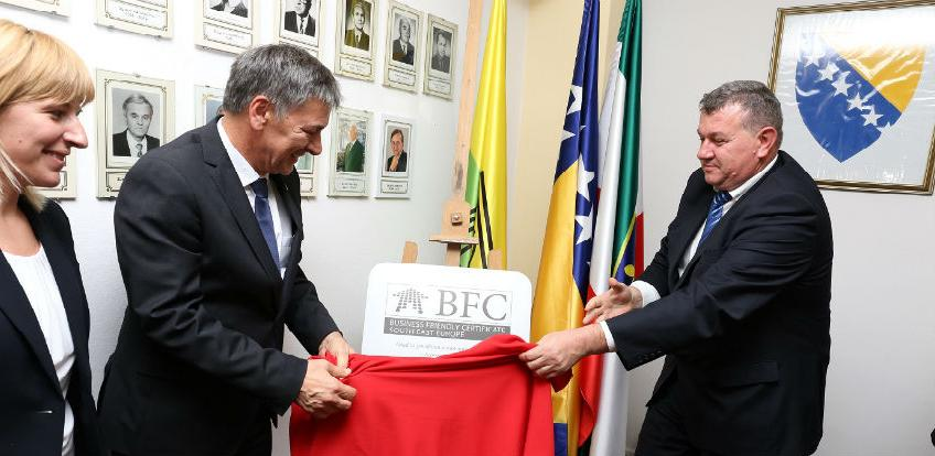 Grad Zenica dobio BFC certifikat