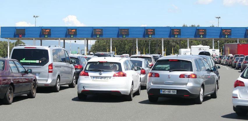 Hrvatska: Od 2022. cestarinu će naplaćivati sustav za čitanje tablica