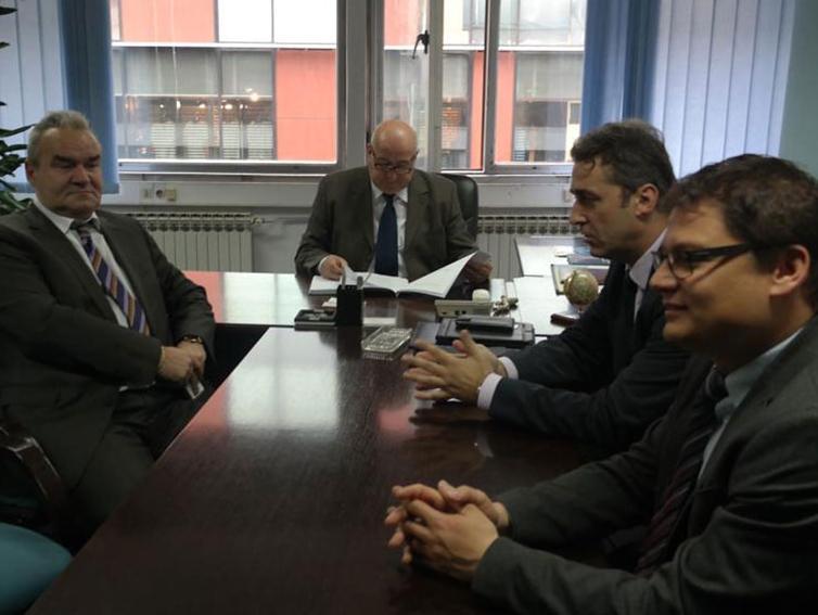 Rudnik Kakanj dobio vrijednu donaciju: Saradnja sa Slovencima nastavljena