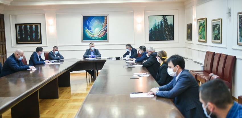 Radojičić: Predložen rebalans budžeta zbog posljedica epidemije