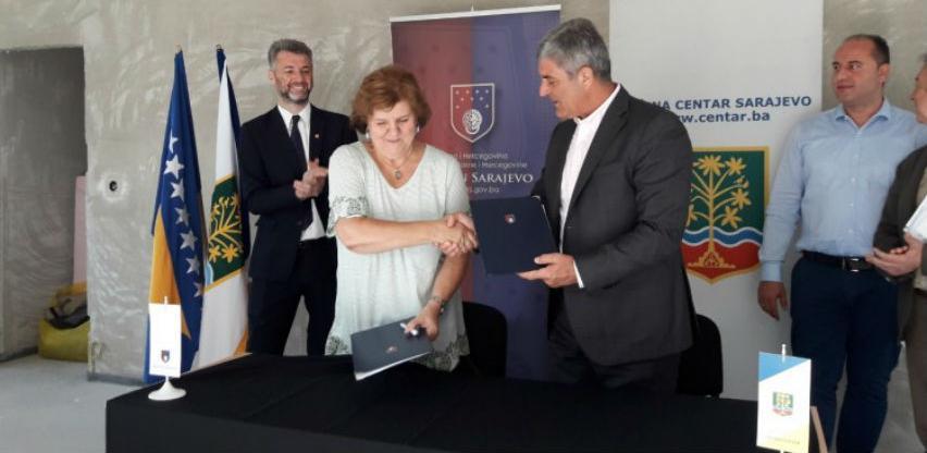 """Više od dva miliona KM za vrtić """"Razigrani dani"""" i školu Šip"""