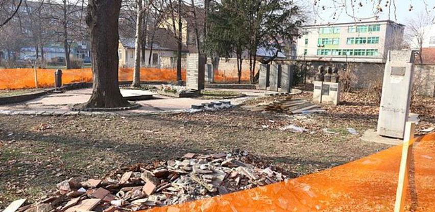 Nastavlja se revitalizacija parka Papirna