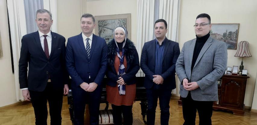 Grad Visoko i Šabac nastavljaju uspješnu saradnju