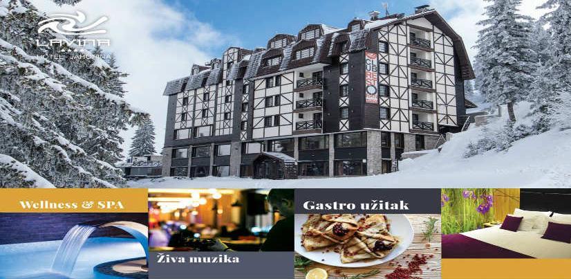 Specijalna akcija hotela Lavina i Olimpijskog centra