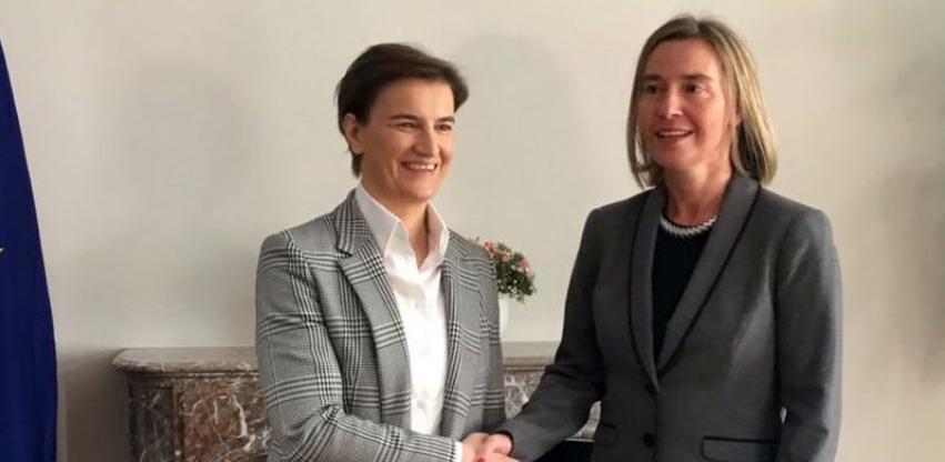 Mogherini: Ukinuti takse na proizvode iz Srbije i BiH