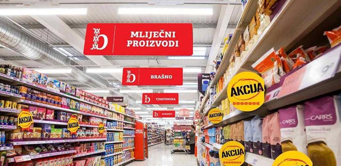 Na Bistriku će biti otvorena poslovnica Bazar marketa
