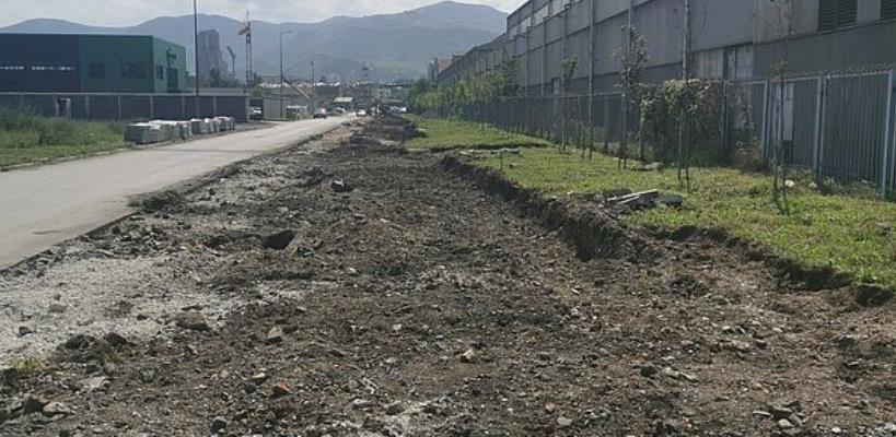 Počela izgradnja parking prostora u Poslovnoj zoni Zenica vrijedna oko 80.000 KM