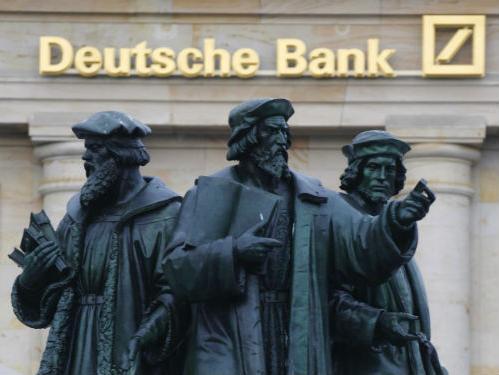 Deutsche Bank zatvara 200 poslovnica u Njemačkoj