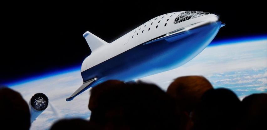 Prvi komercijalni let u svemir zakazan za 2022.